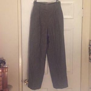 Vintage Liz claiborne collection dress pants